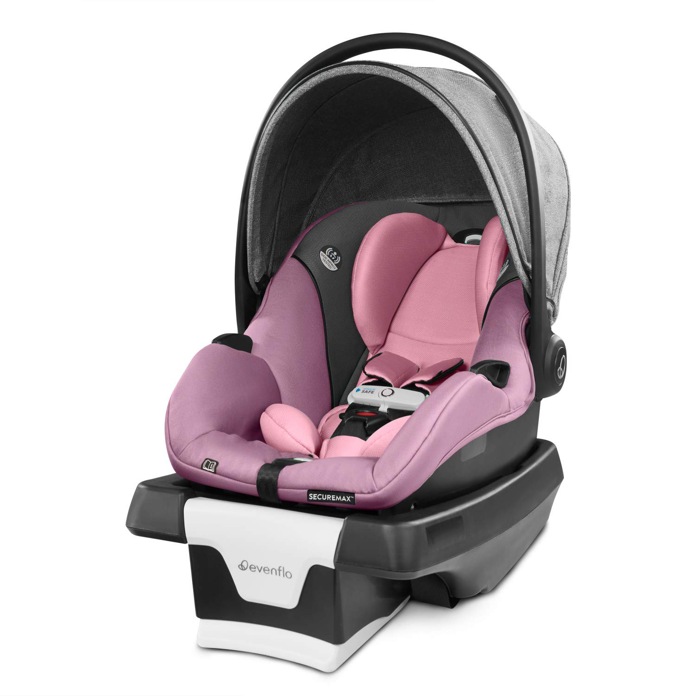 Evenflo 30412311 Gold SensorSafe SecureMax Smart Infant Car Seat ...
