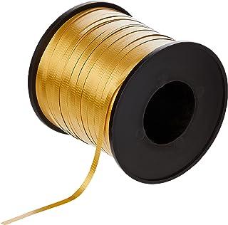 Unique Industries, Curling Ribbon, 500 Yard - Gold, Model:4868
