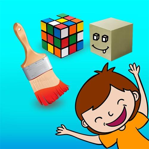 Montessori Cores e Formas