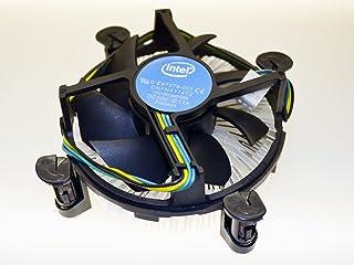 Intel E97379-001 Core I3/I5/I7 Socket 1150/1155/1156 4-Pin Connector Cpu Cooler With Aluminum Heatsink And 3.5-Inch Fan Fo...