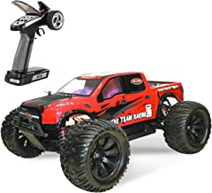 1:10 Scale Large RC Cars 48+ kmh High Speed - All Terrain Waterproof - RTR Hobby Grade 4WD 4x4 Off Road Monster Truck, Rem...