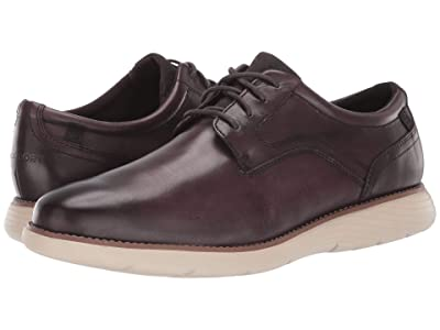 Rockport Garett Plain Toe (Java Gradient) Men