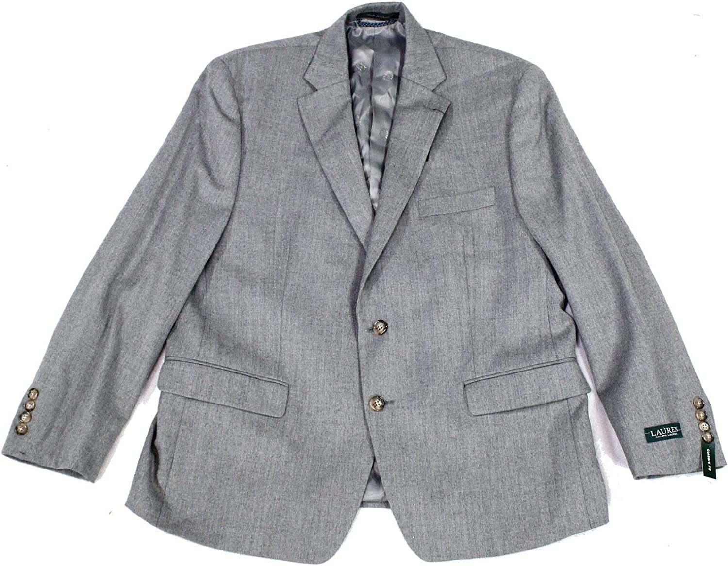 Lauren by Ralph Mens Sports Classic X-Long Coat Free Shipping New Gray Fit Recommendation
