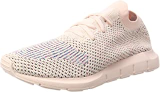 adidas Swift Run Primeknit Womens Sneakers Pink