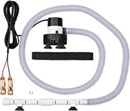 SS212 Marine Metal Aeration System 12 V DC with Bilge Pump & Kit