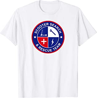 Bird Scooter Search And Rescue T-shirt - The Rideshare Guy