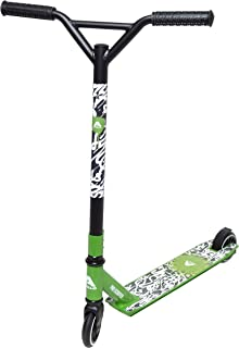 comprar comparacion Apollo Stunt Scooter Graffiti Pro - Stunt Scooter Semi Pro robustos con rodamientos ABEC 9, Fun Scooter, Kick Scooter, Tri...