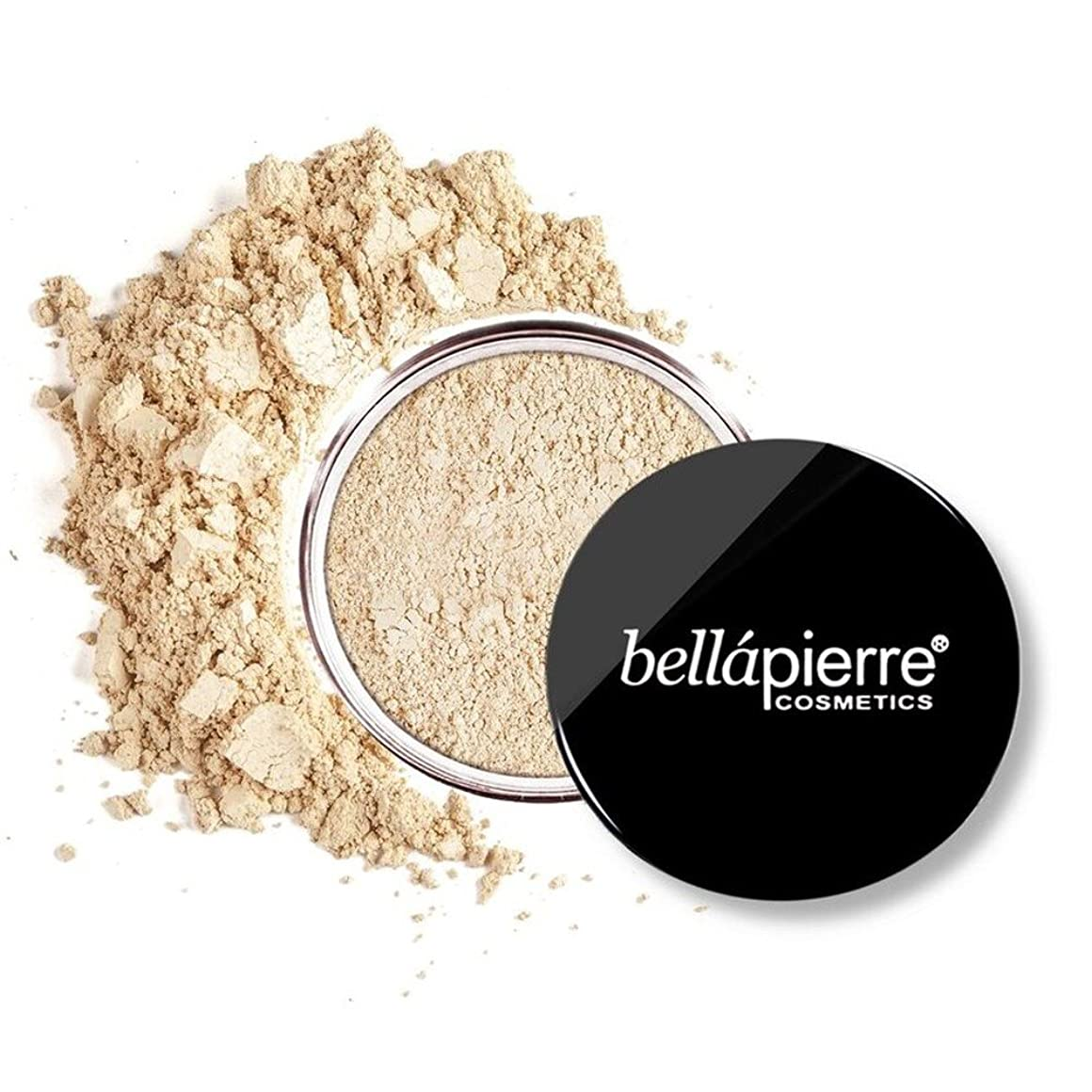 窒素慈善原子炉Bellapierre Cosmetics Mineral Foundation SPF 15 - # Ultra 9g/0.32oz並行輸入品