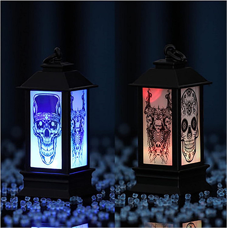 Tulsa Mall AERF Luminescent Halloween Oil Skel Max 62% OFF Decorations lamp