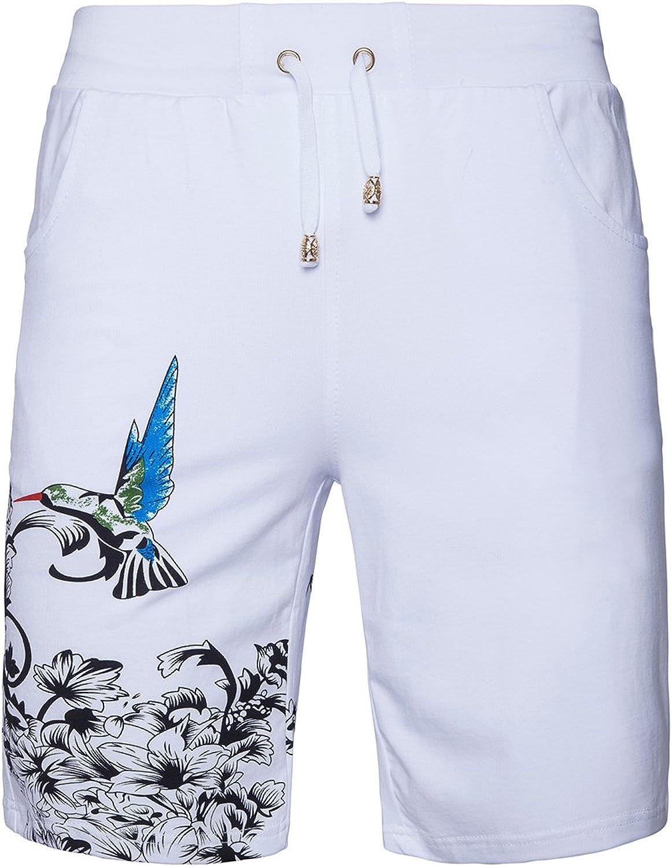 Jueshanzj Choice Mens Shorts Bermuda Sports Animer and price revision Jogging with Pants P