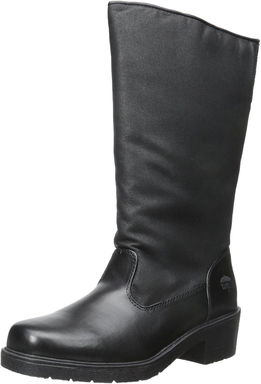 Totes Womens Paula Waterproof Winter Snow Boots