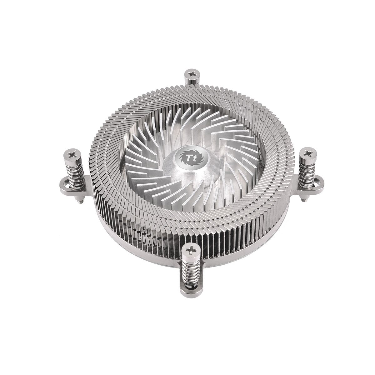 Thermaltake Engine 27 - Refrigerador CPU (140 mm) Color Plata