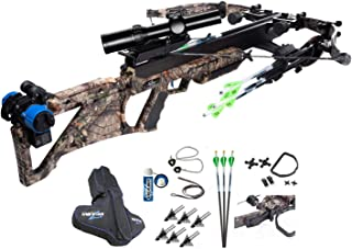 Excalibur Bulldog 440 Crossbow PRO Package -Lots of Extras- (Mossy Oak CAMO)