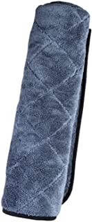 Adam's Double Jumbo Plush Drying Towel 33 x 29 inches 1500 GSM - The Most Absorbent Microfiber Drying Towel You Have Ever ...
