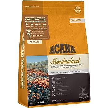 acana meadowland regional formula grain free dry dog food