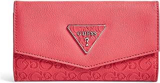 Factory Women's Desire Logo-Embossed Slim Wallet Clutch Bag
