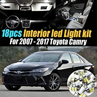 Best toyota camry led interior lights Reviews
