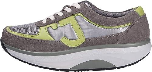 Joya 627cas, Chaussures de de Ville à Lacets pour Femme gris gris 37.5  sports chauds