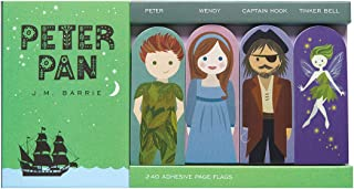Peter Pan Sticky Flags Tabs Tape Flags Page Flags by Girl of All Work