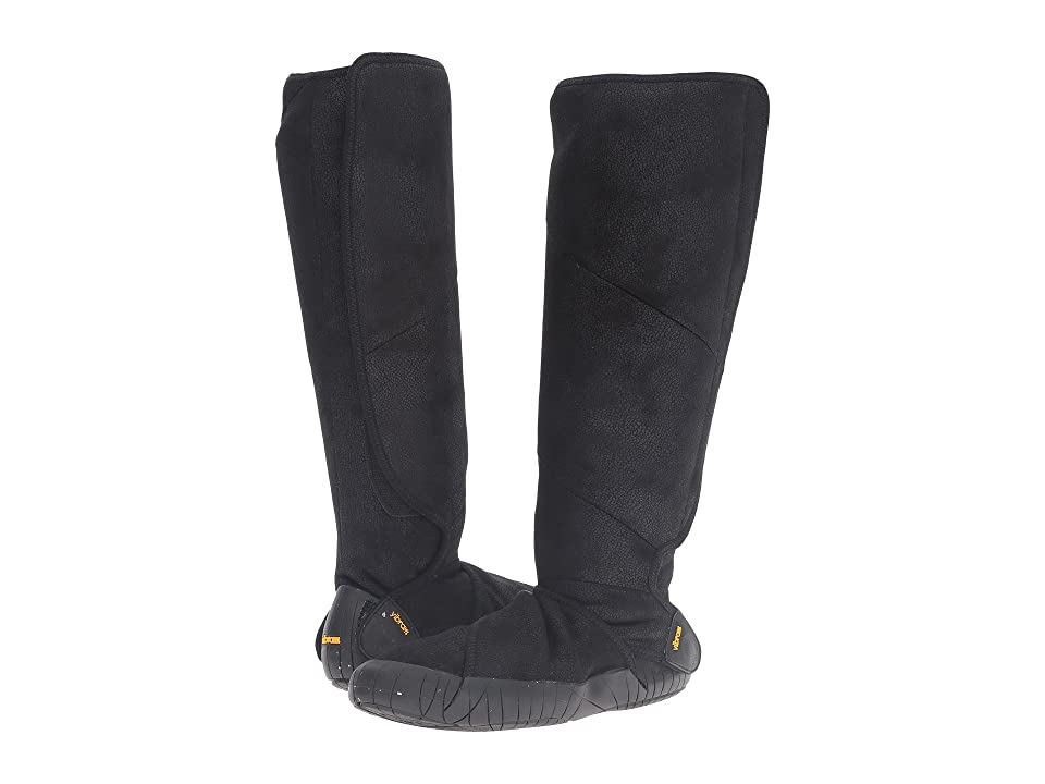 Vibram FiveFingers Furoshiki Shearling Boot (Black) Women