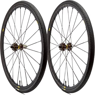 Mavic Ksyrium Pro Disc AllRoad UST Wheelset INT 30mm