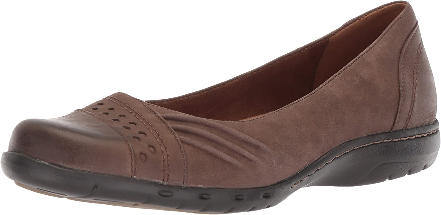 Rockport Womens Haley Skimmer Loafer Flat