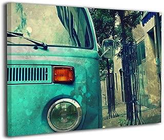 Best vw camper van canvas wall art Reviews