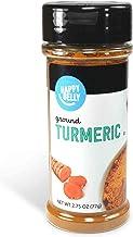 Amazon Brand - Happy Belly Turmeric, Ground, 2.75 Ounces