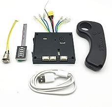 DIY Electric Skateboard ESC Kit,10S 36V Electric Skateboard Controller Longboard + Remote Control Dual Motors ESC Substitute Kit