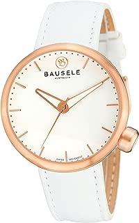 Bausele Men's Australian Designed - Comes with 2 easy interchangeable straps, Noosa - Moonlight