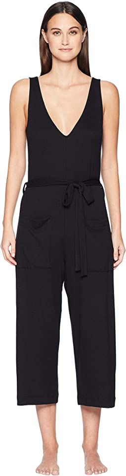 Nova Crop Leg Jumpsuit