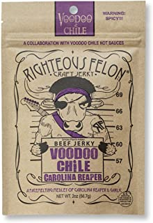 RF Jerky Voodoo Chile 2 oz Pack of 8