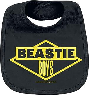 Beastie Jongens Logo Baby Bib