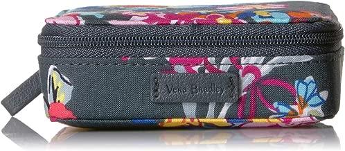 Vera Bradley Women's Signature Cotton Travel Pill Case