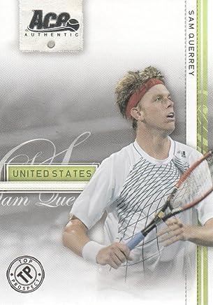 2007 Ace Authentic Straight Sets Tennis #48 Sam Querrey TP