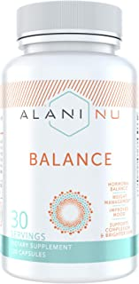 Sponsored Ad - Alani Nu Hormonal Balance Vitamin Supplement for Women, Weight Management and Clear Complexion, 30 Servings