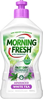 Morning Fresh Advanced White Tea Dishwashing Liquid, White Tea 400 milliliters