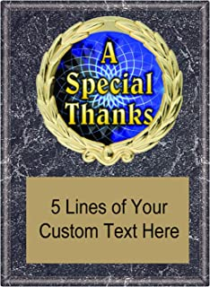 Best thank you plaques Reviews