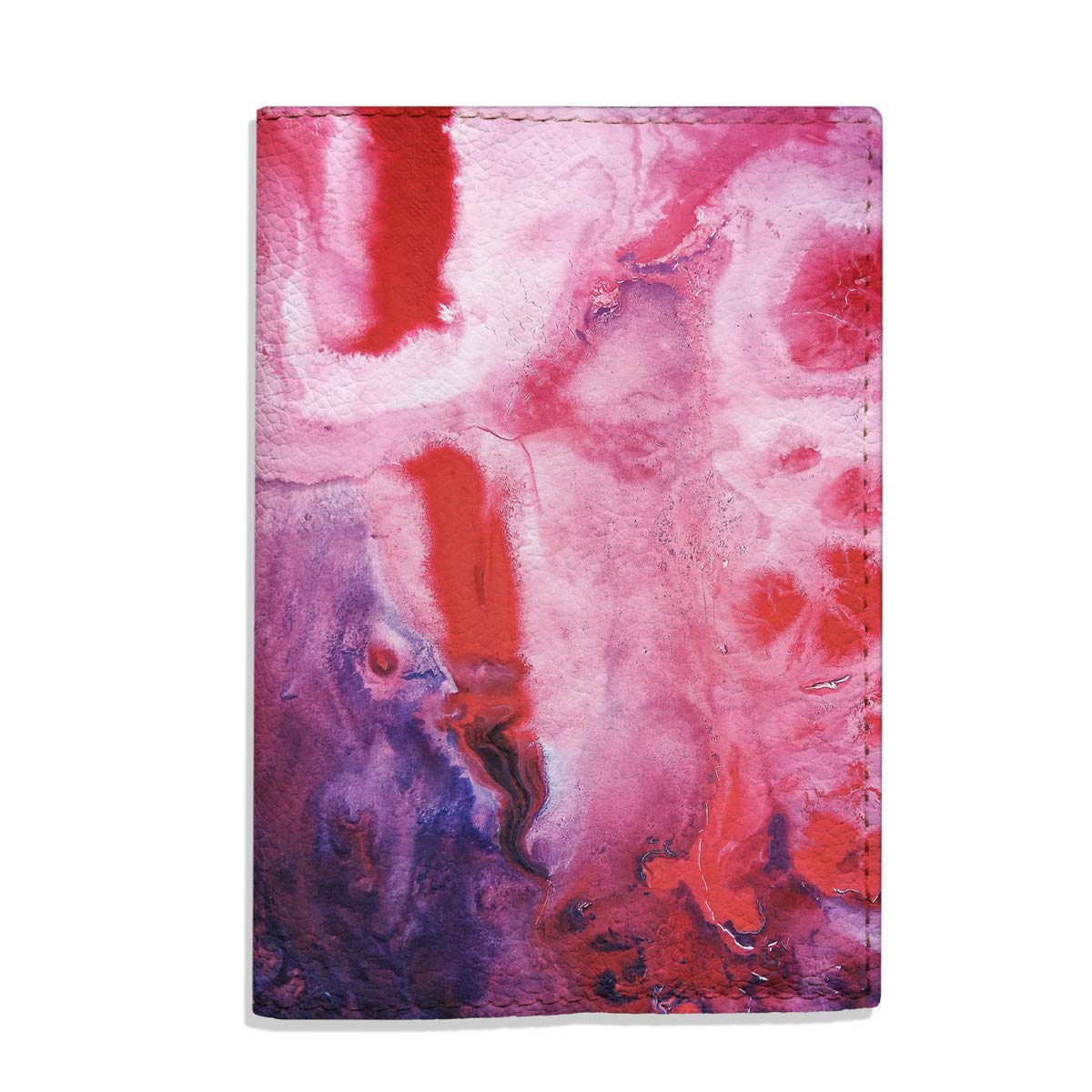 Wholesale Colorful smoke red passion designer passport holder leather Special price eco