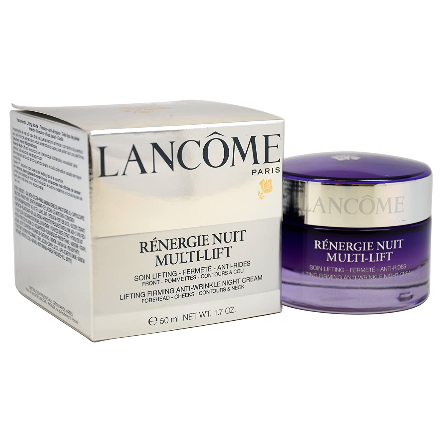 Lancome Brand Cheap Sale Venue Renergie In a popularity Nuit Multi-Lift Firming Crea Night Anti-Wrinkle