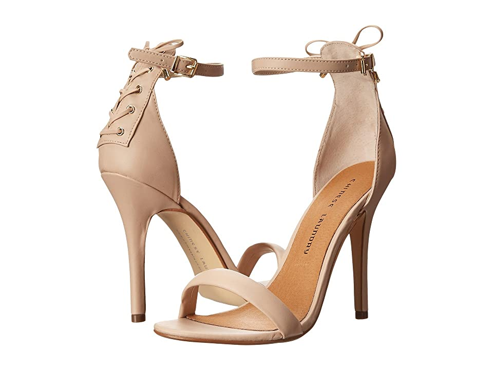 Chinese Laundry Jealous (Sand Soft Calf) High Heels