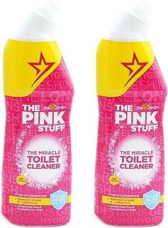 The Pink Stuff The Miracle Toiletreiniger, 750ml x 2