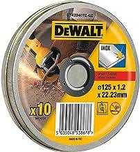 Noir Dewalt D281391-XJ Capot de protection 125 mm