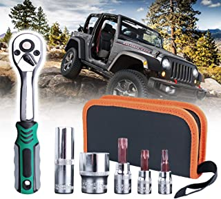 1999 jeep wrangler sahara accessories
