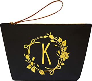 Best cosmetic bag initial Reviews