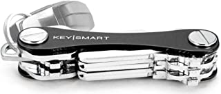 KeySmart Classic – Compact Key Holder and Keychain Organizer (up to 14 Keys, Black)