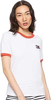 Tommy Hilfiger Womens DW0DW07226 T-Shirt