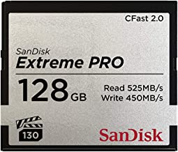 Sandisk CFAST 2.0 VPG130 128GB Extreme Pro SDCFSP-128G, SDCFSP-128G-G46D (128GB Extreme Pro SDCFSP-128G -G46D)