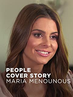 People Cover Story: Maria Menounous
