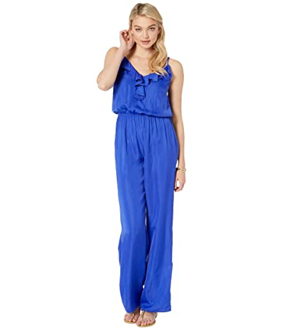 Lilly Pulitzer Tinley Jumpsuit (Royal Purple) Women